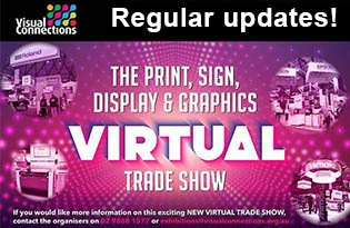 Keep up with the Virtual Trade Show updates!