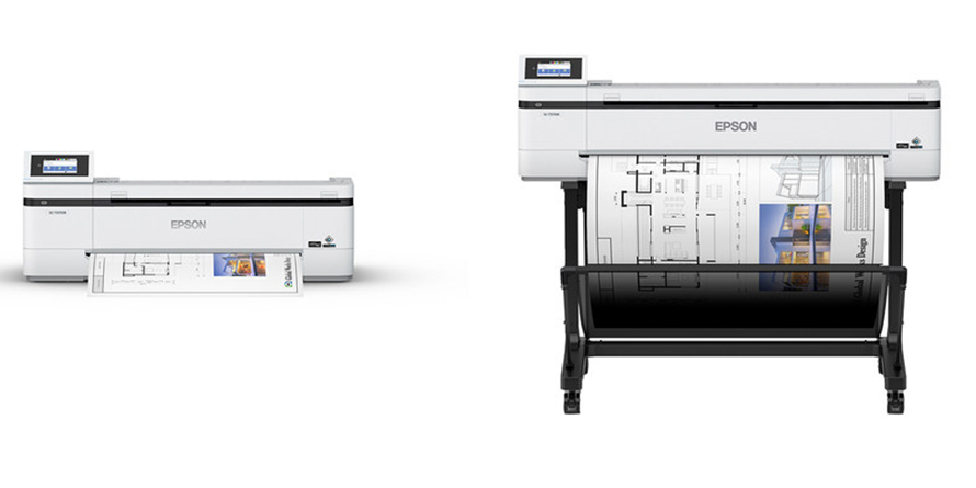 Epson launches two printers in SureColor T-Series with multi-function capabilities