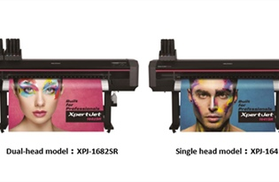 Mutoh introduces two new XpertJet eco-solvent printers
