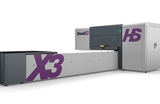Fujifilm's 'world's fastest' OnsetX3 HS makes global debut at PRINTING United