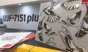 Mimaki announces Metallic UV ink for UJF-7151 plus benchtop flatbed printer
